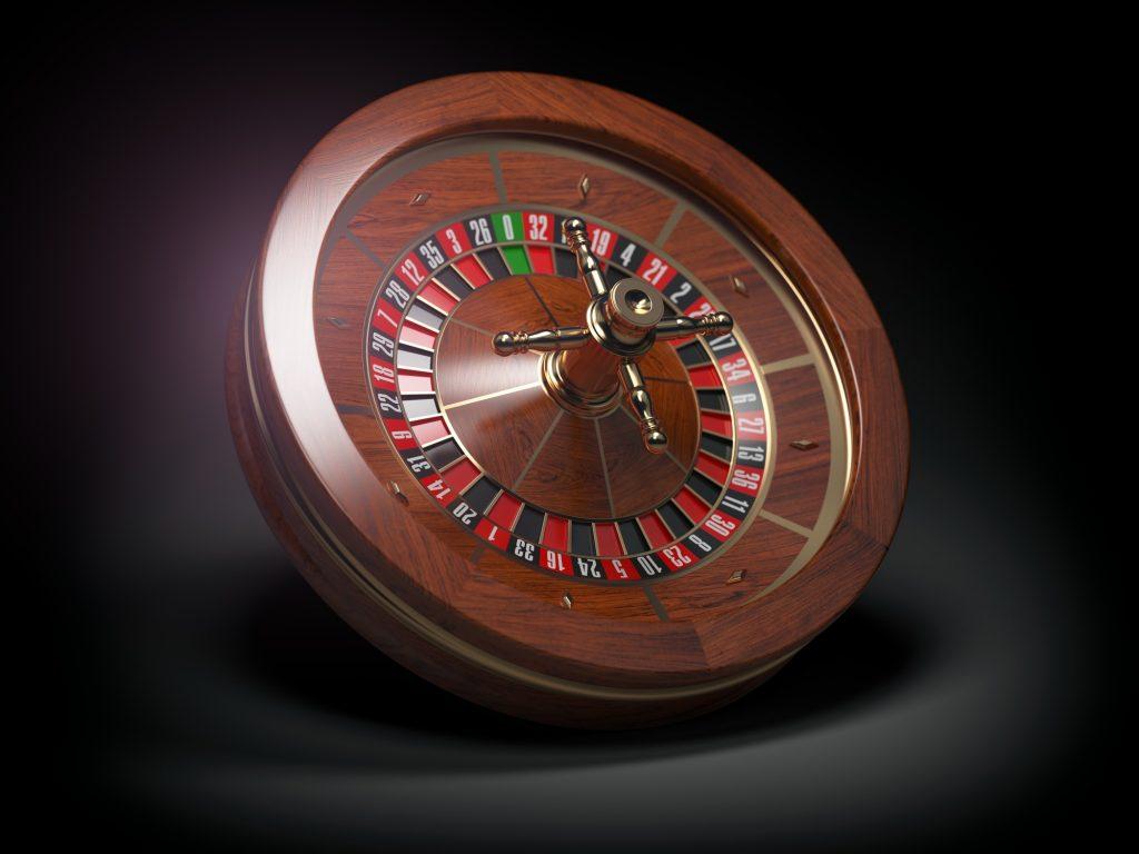 Bet365 roulette wheel